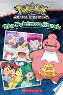 The Pokemon Sneak book