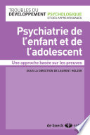 illustration Psychiatrie de l'enfant et de l'adolescent