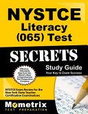 Nystce Literacy  065  Test Secrets Study Guide