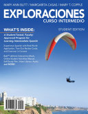 Exploraciones curso intermedio 4LTR press