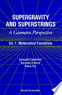 Supergravity and Superstrings  A Geometric Perspective