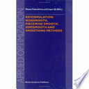 Reformulation Nonsmooth Piecewise Smooth Semismooth And Smoothing Methods book