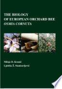 The Biology of European Orchard Bee Osmia cornuta (Latr.) (Hymenoptera: Megachilidae)
