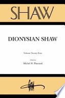 Dionysian Shaw