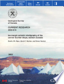 Geological Survey of Canada, Current Research (Online) no. 2002-E16
