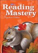 Reading Mastery Reading Literature Strand Grade 1 Storybook 1