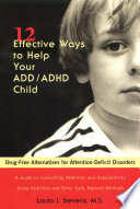 12 Effective Ways to Help Your ADD ADHD Child