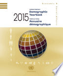 United Nations Demographic Yearbook 2015  Issue 66