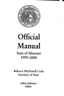 Official Manual, State of Missouri
