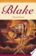 Blake  Selected Poems