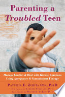 Parenting A Troubled Teen