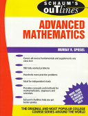 Schaum s Outline of Theory and Problems of Advanced Mathematics for Engineers and Scientists