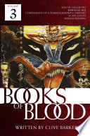 Books of Blood  Vol  3