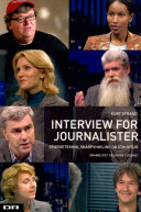 Interview for journalister