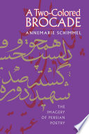 A Two-Colored Brocade Persian Literature Provides A Comprehensive Introduction
