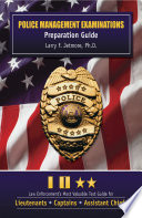 Police Management Examinations Preparation Guide