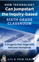 How Technology Can Jumpstart the Inquiry-based Kindergarten Classroom