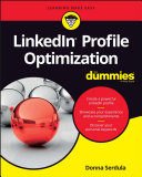cover img of LinkedIn Profile Optimization For Dummies