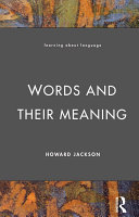 download ebook words and their meaning pdf epub