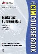 Marketing Fundamentals  2001 2002