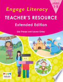 Engage Literacy Teacher's Resource : of the 32 emergent titles from the...