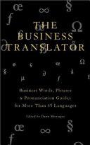 The Business Translator