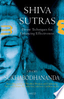 Shiva Sutras : and awareness is like a...