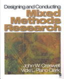 Designing   Conducting Mixed Methods Research   The Mixed Methods Reader  bundle