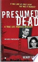 Presumed Dead Book PDF