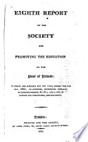 Report of the Society for Promoting the Education of the Poor of Ireland