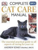 Complete Cat Care Manual