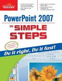 Powerpoint 2007 In Simple Steps