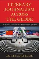 Literary Journalism Across the Globe