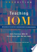 Teaching Iom