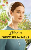 Love Inspired February 2015   Box Set 1 of 2