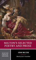 Milton s Selected Poetry and Prose