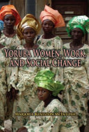 Yoruba women  work  and social change