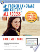 AP French Language   Culture All Access w Audio