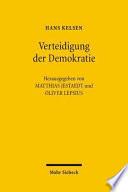 Verteidigung der Demokratie