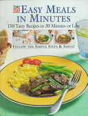 Easy Meals in Minutes