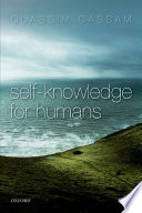 Self Knowledge for Humans