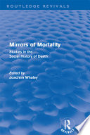 Mirrors of Mortality  Routledge Revivals