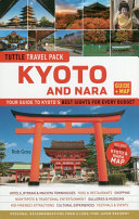 Kyoto and Nara Tuttle Travel Pack  Guide   Map