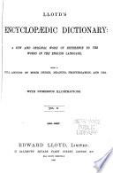 Lloyd s Encyclopaedic Dictionary