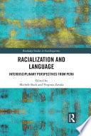 Racialization And Language