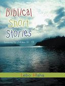 Biblical Short Stories