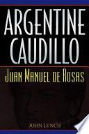 Argentine Dictator