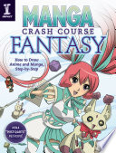 Manga Crash Course Fantasy book