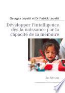 illustration Développer l'intelligence dès la naissance