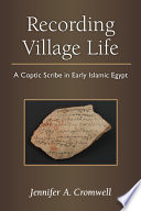 Recording Village Life